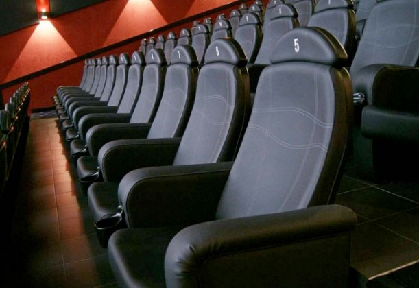 Tenerife ViP bioscoopstoel